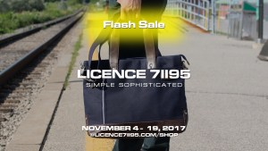 LICENCE 71195 Flash Sale 2017