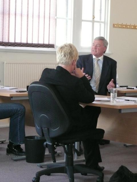 Best Private Investigator Trainer 2009 – Mr Tony Dahill