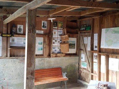 The information shed