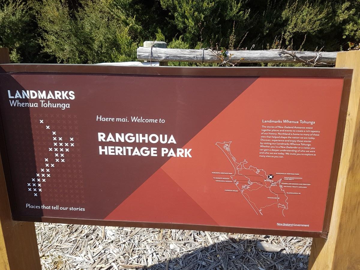 Rangihoua Heritage Park