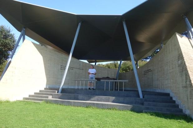 The fantastic visitor centre