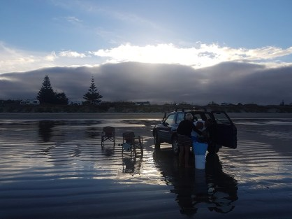 Twilight Fishing