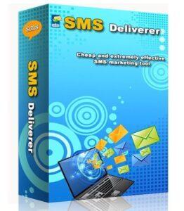 SMS Deliverer Enterprise Crack v2.7 + Keygen Latest {2021}