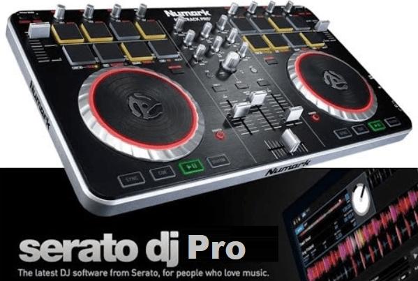 Serato DJ Pro 2.3.8 Crack + License Key 2020 Free Download