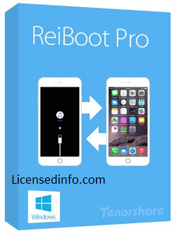 Tenorshare ReiBoot Pro Crack 7.3.8.3With Serial Key { New Version }