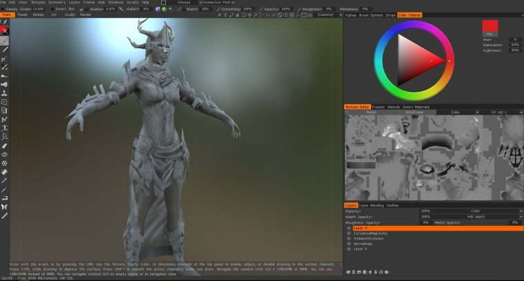 3D Coat 4.9.68 Beta With + Crack Free Download [Latest]