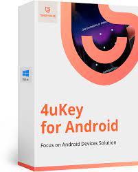 Tenorshare 4ukey Android Unlocker 3.0.6 + Crack - Getprocrack.co