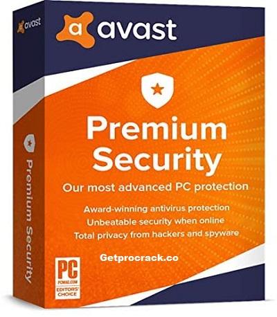 Avast Premium Security Crack 21.2.2455 + License Key Till 2050