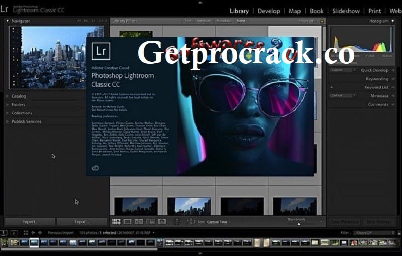 Adobe Photoshop Lightroom CC Cracked Patch + Serial Key 2021 {Latest Version} Full Latest Download