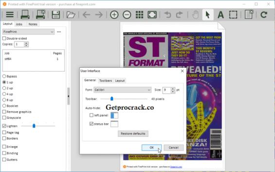 FinePrint 10.44 Crack With License Code + Keygen Free Download [Latest] 2021
