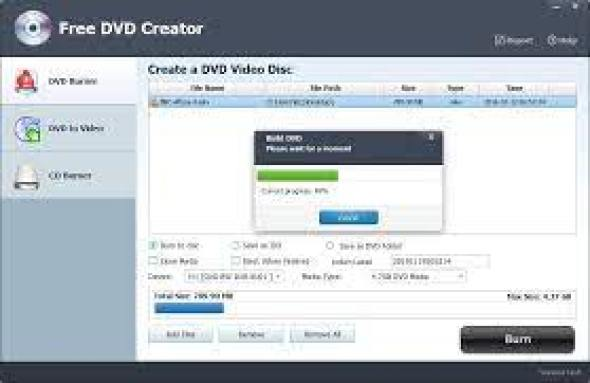 AnyMP4 DVD Creator 7.2.70 With Crack [Latest2021]Free Download