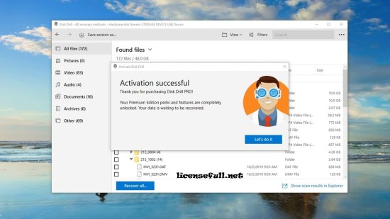Disk Drill Pro Activation Code