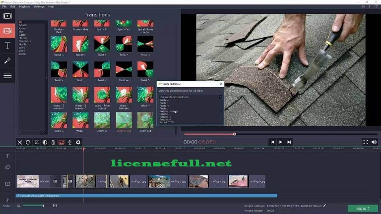 Movavi Slideshow Maker Livense Key