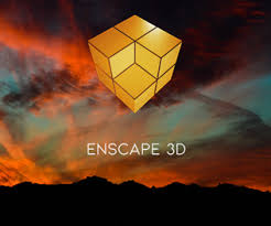 Enscape 3D 3.0.0 Crack + License Code (2d&3d) Download Free