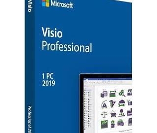 Microsoft Visio Professional 2019 Crack & Product Key Download Free Latest