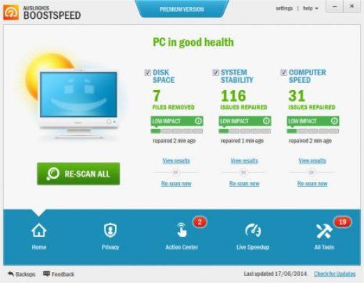 Auslogics BoostSpeed Premium 12.0 Crack+Activation 2021 Download Free