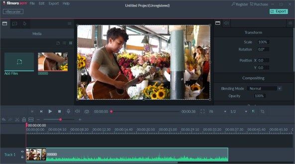 Wondershare Filmora Scrn 2.0.1 Crack+Registration Code 2021 Download Free