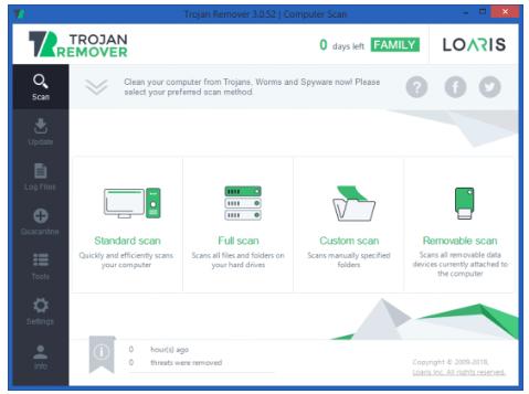 Loaris Trojan Remover 3.1.64 Crack With Registration Key Download Free