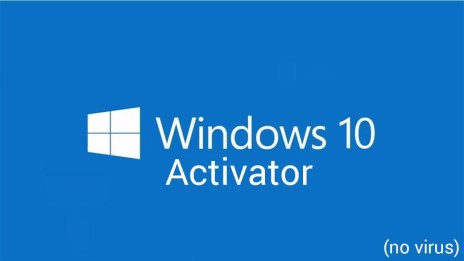 Windows 10 Activator Final Cracked Full x32-64 Bit Latest Free