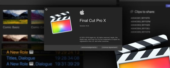Final Cut Pro X 10.5.1 Crack + License Key Latest 2021 Free