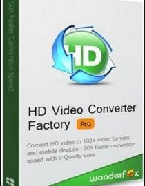 HD Video Converter Factory Pro 21.8 Crack + Serial Key Latest 2021