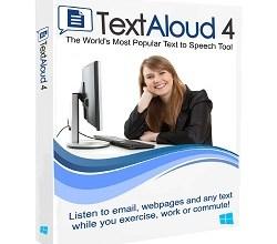 NextUp TextAloud Crack 4.0.59 With Serial Keygen Free Download