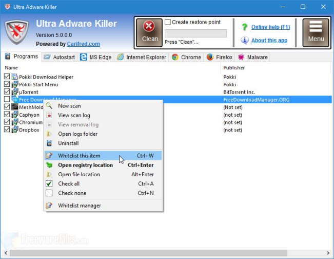 Ultra Adware Killer 9.7.3.0 Crack With Serial Key 2021 Free
