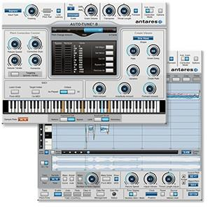 Antares AutoTune Pro 9.2.1 Crack With Serial Key [Latest] Free
