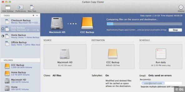 Carbon Copy Cloner 6.0.2 Crack + Serial Key Free 2021