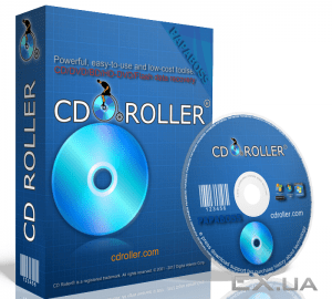 CDRoller 11.71.27 Crack With License Key 2021 [Latest] Free