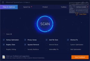 Advanced SystemCare Pro 13.1.0 Serial Key + Crack Free Download