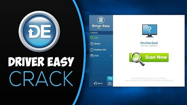 Driver Easy Pro 5.6.13 License Key Plus Crack Free Download