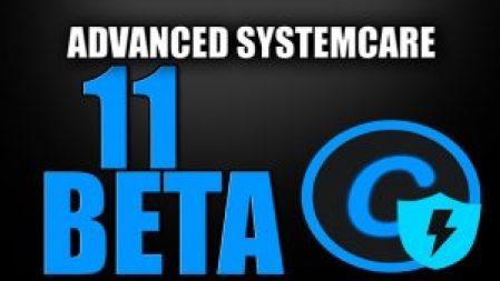 Advanced SystemCare 11 Serial Key