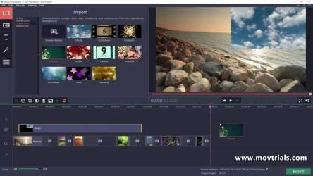 Movavi Video Editor Activation Key