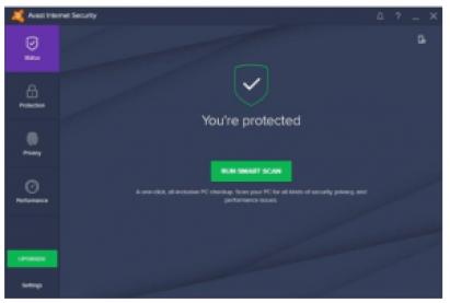 Avast Internet Security 2019 License File + Cracked Setup Download