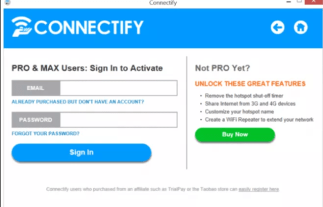 Connectify Hotspot 2018 Crack License key [Latest]