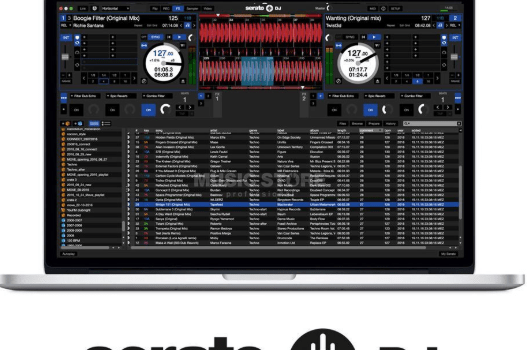 Serato DJ 2.0.4 Crack Full Version For Windows XP, 7, 8, 8.1