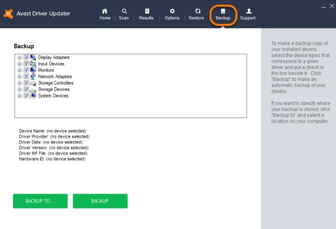 Avast driver updater key With Cracked Version [2020]