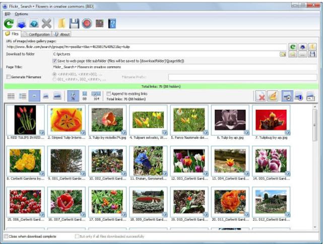Bulk Image Downloader 5.58 Crack + Registration Key 100% Working