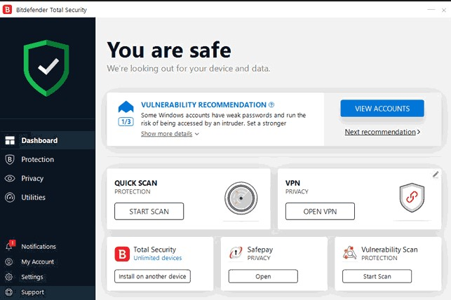 download bitdefender key generator