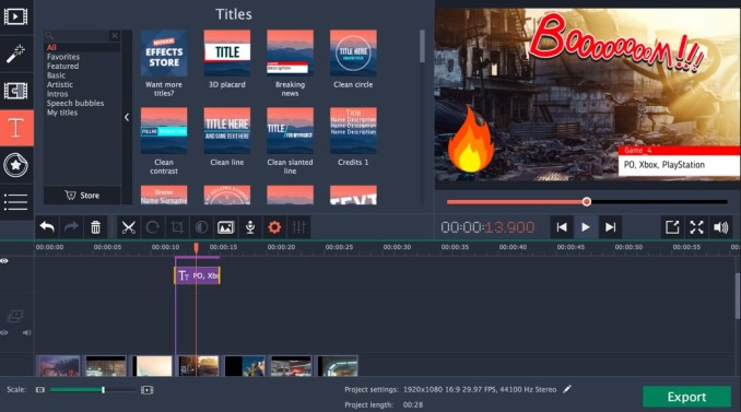 Movavi Video Editor 20.0.0 activation key + Full Crack Patch Free Download