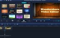 Wondershare Video Editor 6.0.3 Crack