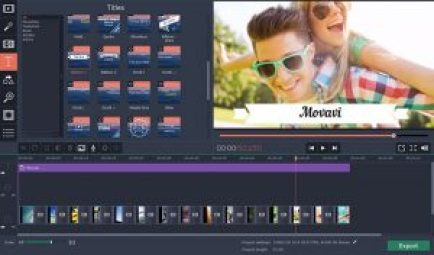Movavi Video Editor 17 Activation Key With Crack Download
