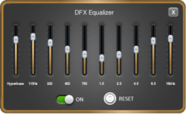 dfx audio enhancer crack + License Key