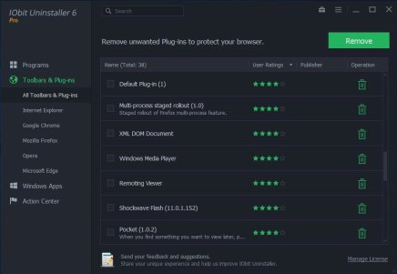iobit Uninstaller 6 Pro Key Plus Crack Full Download