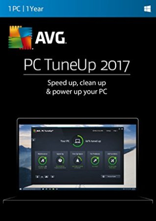 Avg PC Tuneup 2017 Crack, License Key