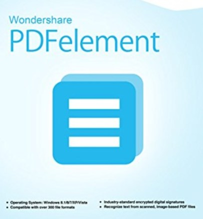 Wondershare PDFelement Pro 7.4.4 Crack + License Key Free Download