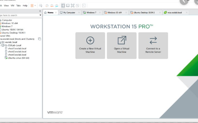 VMWare Workstation Pro 15.5.1 Crack {Full + Final} Windows/MAC