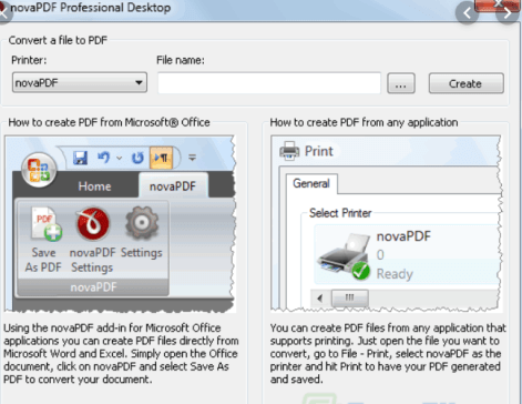 novaPDF Professional 10.4 Build 117 Crack Full Version {Torrent}