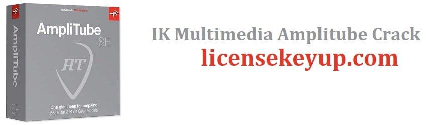IK Multimedia Amplitube Crack + Keygen Free Download